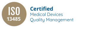 ISO 13485 Certified: Medical Devices Quality Management